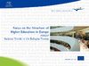 ocus on the Structure of Higher Education in Europe 2006/07 - application/pdf