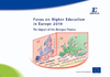 Focus on Higher Education in Europe 2010 - application/pdf