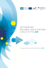 Referencing National Qualifications Levels to the EQF - application/pdf