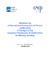 Referencing of the national framework - application/pdf